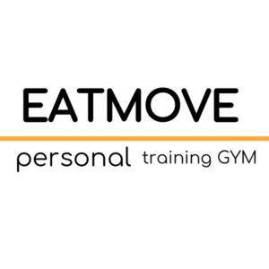 EATMOVEパーソナルトレーニングジム ロゴ