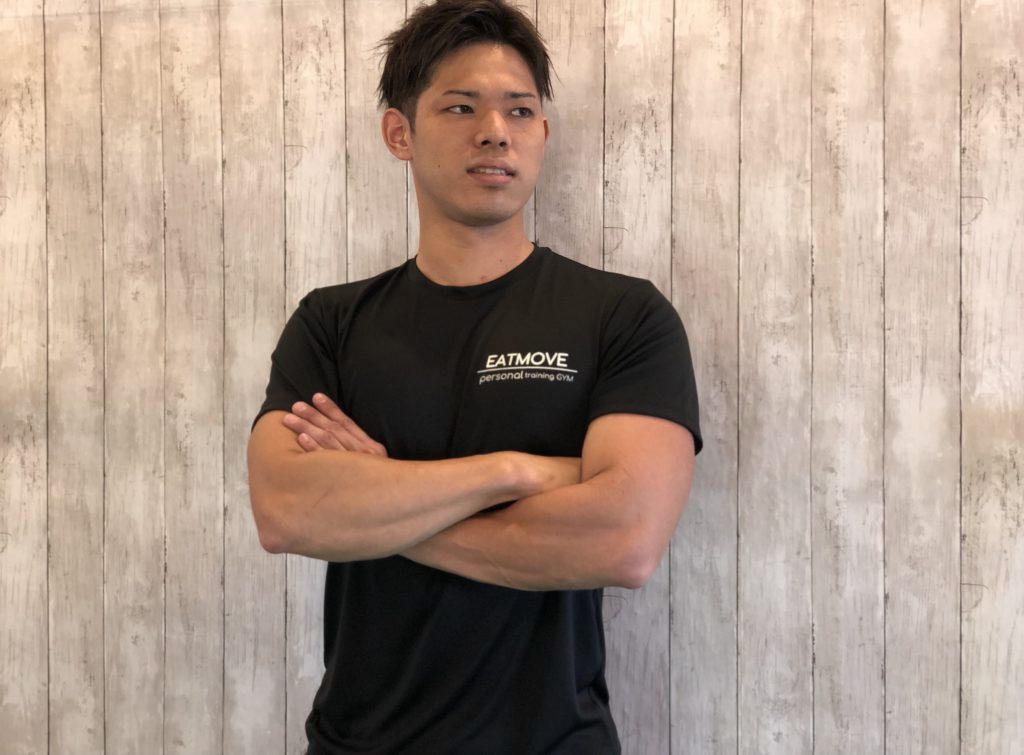 長沢樹トレーナープロフィール写真